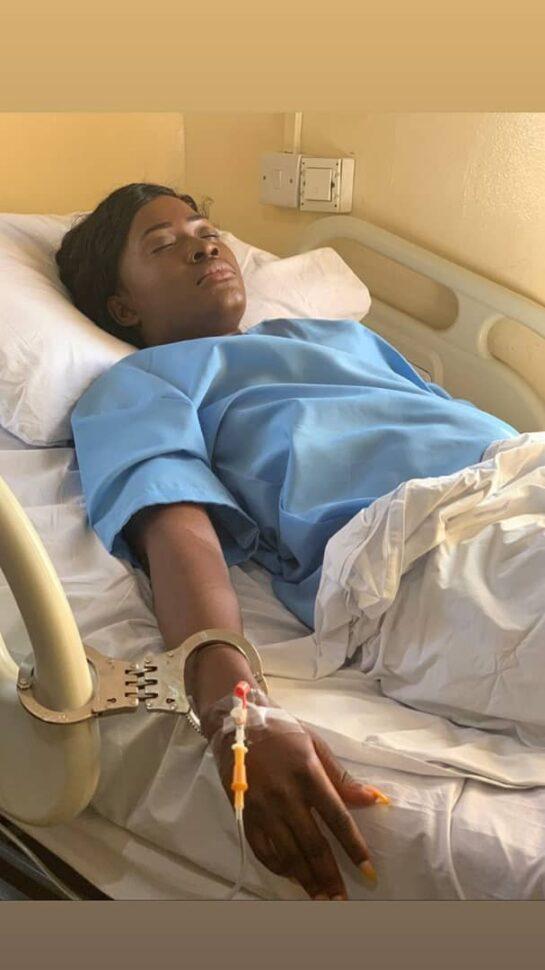 Fella makafui hospitalised over broken heart