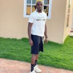 Criss Waddle Covers Up His 'Bleached Legs' With Expensive Gucci Socks And Footwear