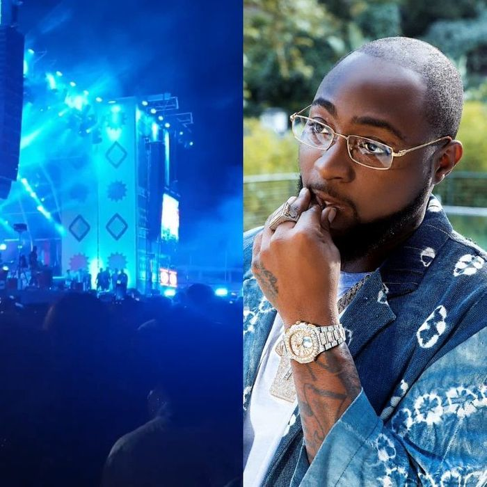 Crowd snub Davido at Afronation concert in Portugal