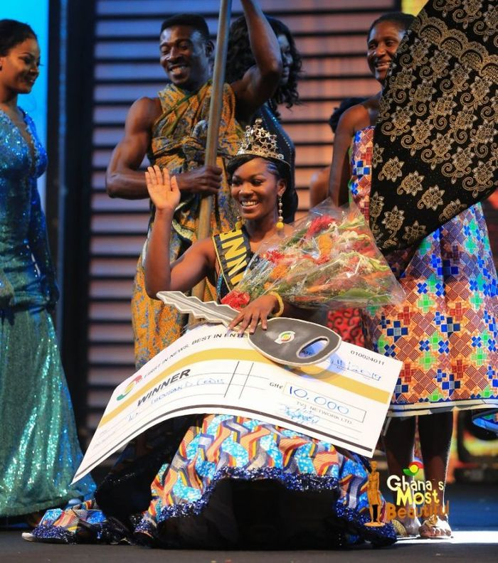 GMB 2019: Judges Pick Ekua As Winner Despite Enam Having More Votes
