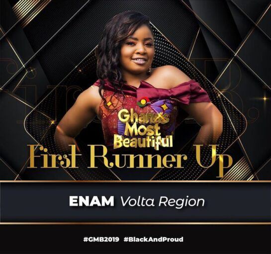 Enam Rushed To The Hospital After Ekua Was Crowned Winner Of 2019 GMB