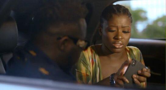 Medikal Slaps Fella Makafui For Accusing Him Of Cheating
