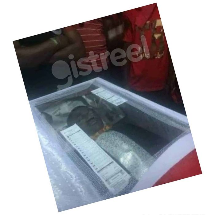 Nigerian Man Laid To Rest With Bet9ja Coupons That Caused His Death