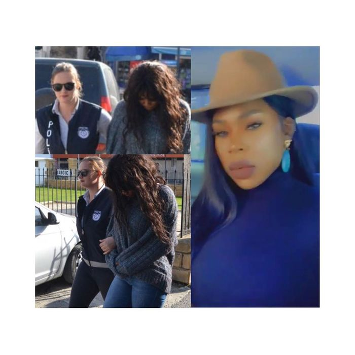 Nigerian slay queen arrested in Cyprus with drugs