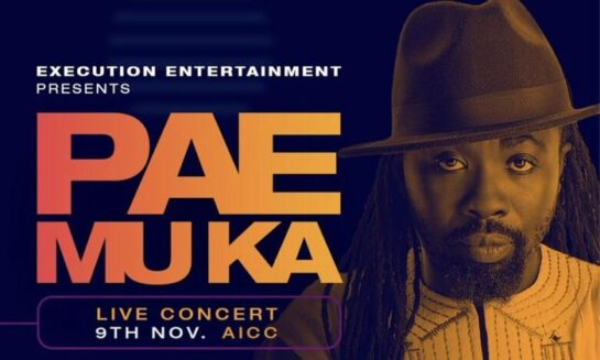 Obrafour's Pae Mu Ka at 20 concert