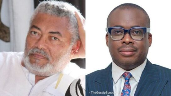 Jerry John Rawlings started the agenda of collapsing Ghanaian-owned businesses - Paul Adom Okyere