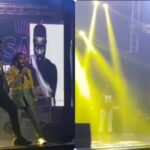 """Watch The Moment Sarkodie 'Panicked' When KOD Invited Shatta Wale On Stage During Obrafour's """"Pae Mu Ka"""" At 20 Concert"""