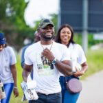 "Dead Movie Industry Forces Yvonne Nelson & Prince Davido Osei To Hit The Streets & Beg People To Attend ""Fix Us"" Movie Premiere"