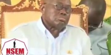 President Akufo-Addo Sleeps For The 100th Time At Prempeh College 70th Anniversary