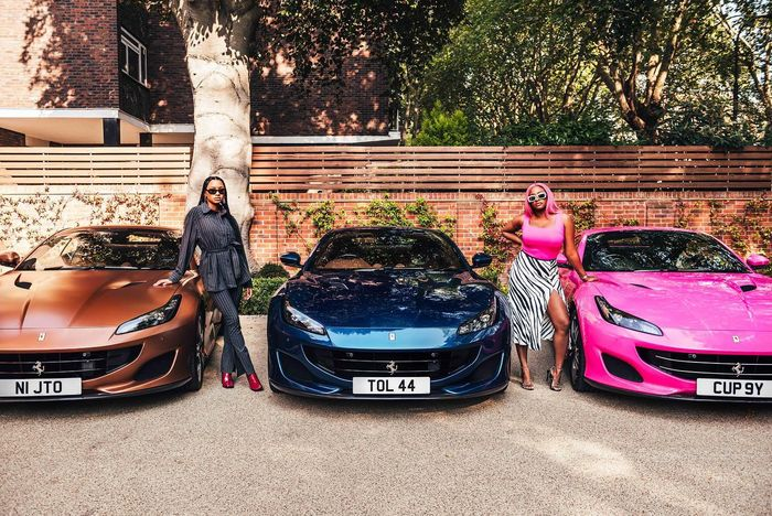 Poor Man Says Billionaire Femi Otedola S 630k Ferrari Portofino Car Gifts To His 3 Daughters Are Absolutely Waste Of Resources Thegossipscoop Com