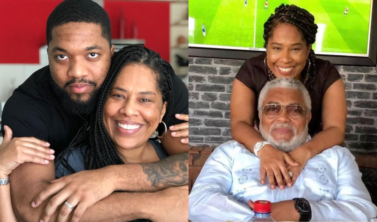 Check Out Photos Of Jerry Rawlings' Alleged Baby Mama And Son -  TheGossipScoop.com