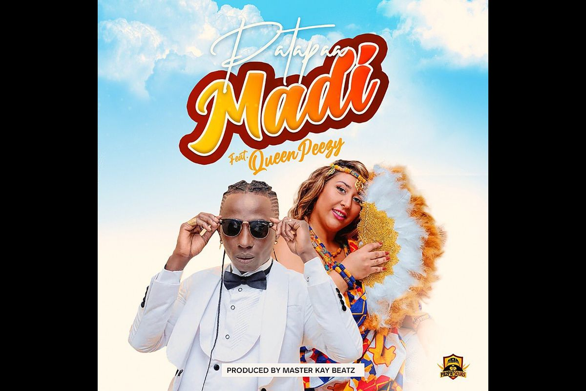 """Another Pandemic Loading As Patapaa And His Wedded Wife Set To Drop Their First Song Titled """"Madi"""" - TheGossipScoop.com"""